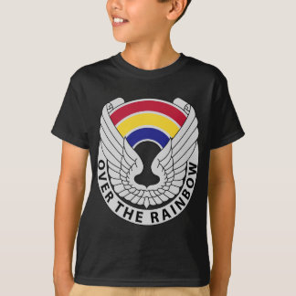 142nd Aviation Regiment - Over The Rainbow T-Shirt