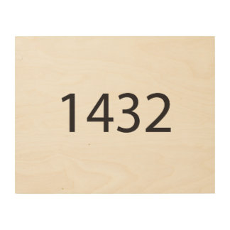 1432.ai wood canvases