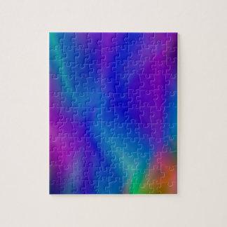143Gradient Pattern_rasterized Jigsaw Puzzle