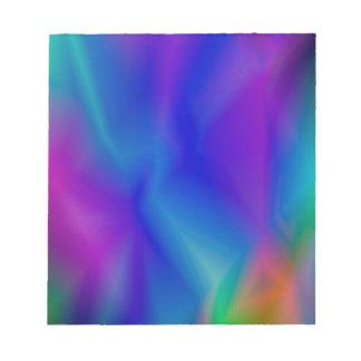 143Gradient Pattern_rasterized Notepad