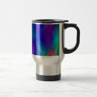 143Gradient Pattern_rasterized Travel Mug