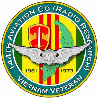 144th Avn Co RR 2 - ASA Vietnam Photo Cut Out