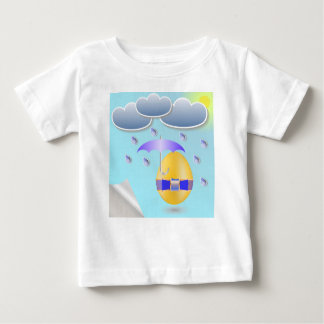 146Easter Egg_rasterized Baby T-Shirt