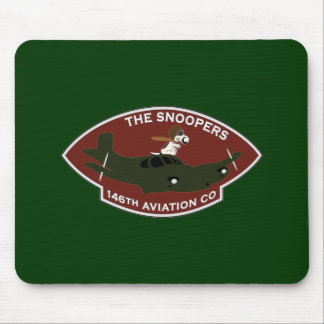 146th Aviation Co - RR Vietnam Mouse Pad