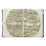1475 Oldest Known Woodcut World Map iPad Mini Cover