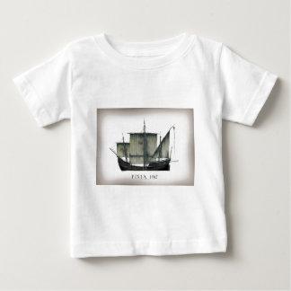 1492 Pinta tony fernandes Baby T-Shirt