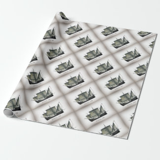 1492 Pinta tony fernandes Wrapping Paper