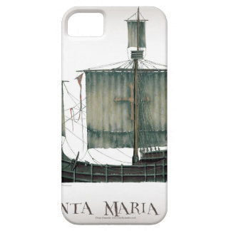 1492 Santa Maria by Tony Fernandes Case For The iPhone 5
