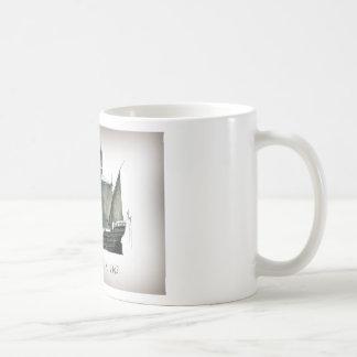 1492 Santa Maria by Tony Fernandes Coffee Mug