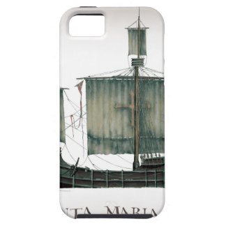 1492 Santa Maria by Tony Fernandes iPhone 5 Cover