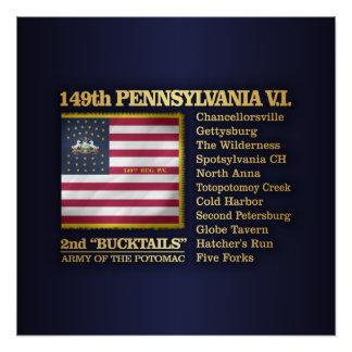 149th Pennsylvania VI (BH) Poster