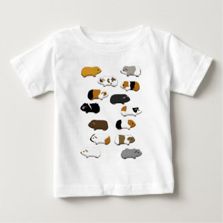 14 guinea pigs baby T-Shirt