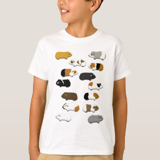 14 guinea pigs T-Shirt