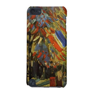 14 July in Paris by Vincent van Gogh iPod Touch (5th Generation) Cover