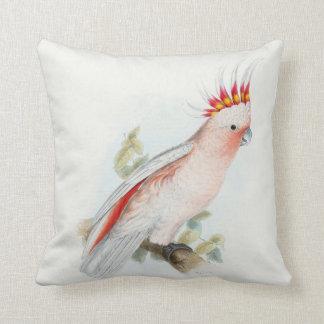 #14-Leadbeater's cockatoo Cushion