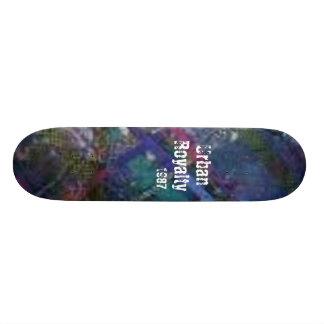 14, Urban , Royalty, 1987 18.1 Cm Old School Skateboard Deck