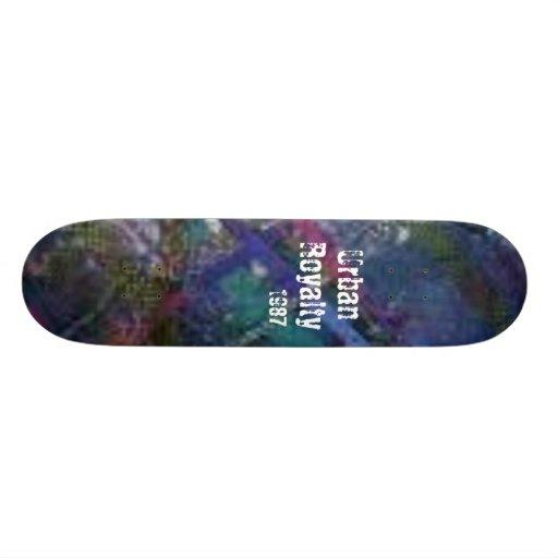 14, Urban , Royalty, 1987 Skate Boards