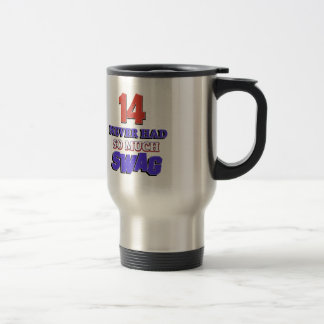 14 Year Old Birthday Gift Travel Mug