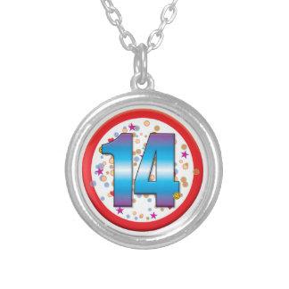 14th Birthday v2 Pendant