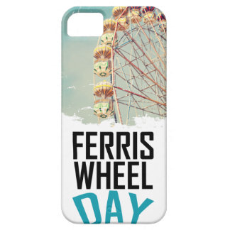 14th February - Ferris Wheel Day Barely There iPhone 5 Case
