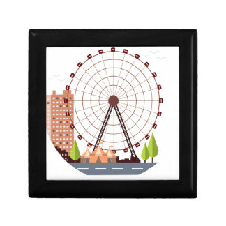 14th February - Ferris Wheel Day Gift Box
