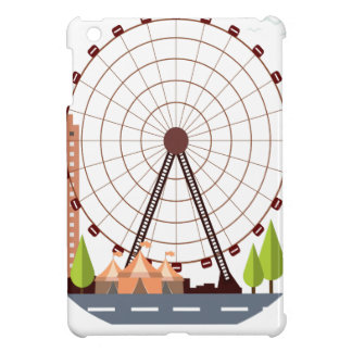 14th February - Ferris Wheel Day iPad Mini Cases