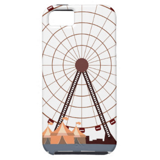 14th February - Ferris Wheel Day iPhone 5 Case