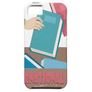 14th February - International Book Giving Day iPhone 5 Cases