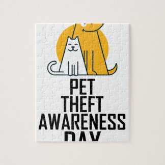 14th February - Pet Theft Awareness Day Jigsaw Puzzle