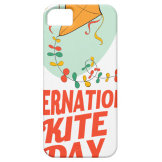 14th January - International Kite Day iPhone 5 Case