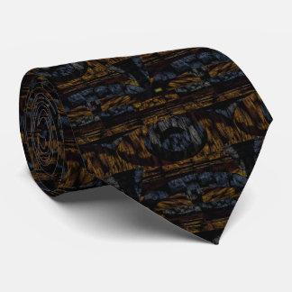 14th Pattern; Faux Fur Texture Tie