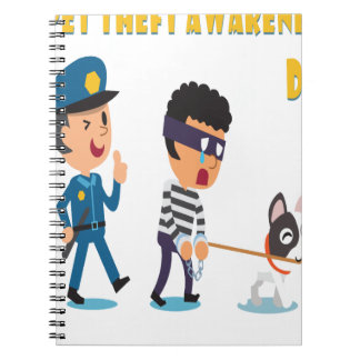 14th Pet Theft Awareness Day - Appreciation Day Notebooks