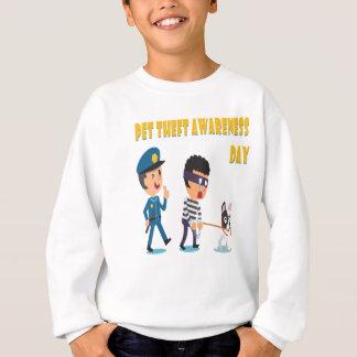 14th Pet Theft Awareness Day - Appreciation Day Sweatshirt