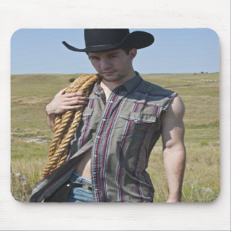 15599-RA Cowboy Mouse Pads