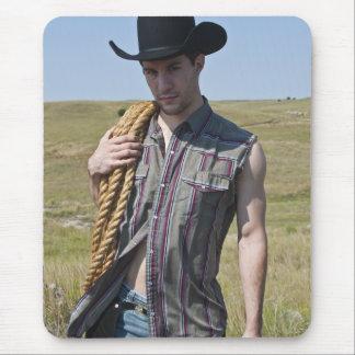 15599-RA Cowboy Mouse Pad