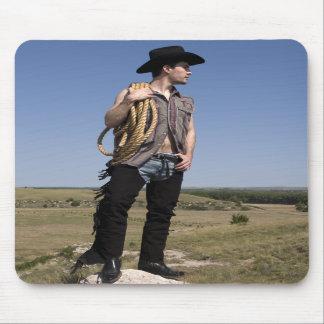 15614-RA Cowboy Mousepads