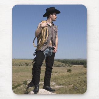 15614-RA Cowboy Mouse Pad