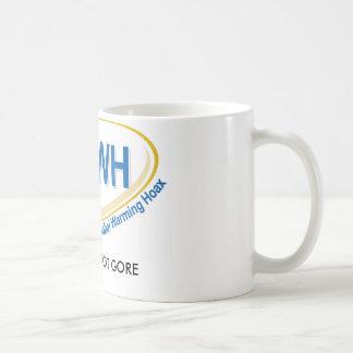 156507_logo_final, TRUST GOD NOT GORE Basic White Mug