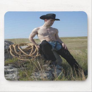 15693-RA Cowboy Mouse Pads