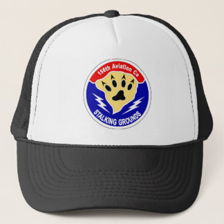 156th Aviation Company - Radio Research 1 Trucker Hat