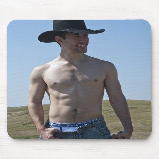 15746-RA Cowboy Mouse Pad