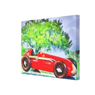 159 - Artwork Jean Louis Glineur Canvas Print