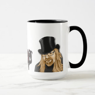 15 oz Gothic Puppet Theater Coffee Mug