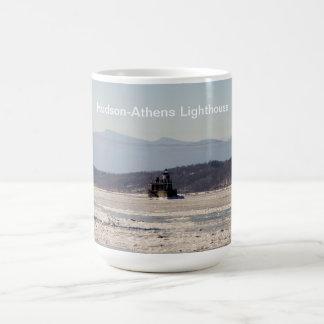 15 oz. Hudson-Athens Lighthouse Mug