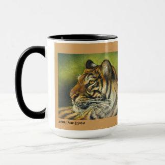 15 oz Tiger Mug