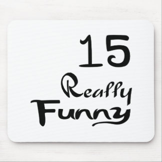 15 Really Funny Birthday Designs Mouse Pad