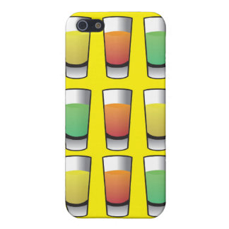 15 shooters of liquor iPhone 5/5S covers