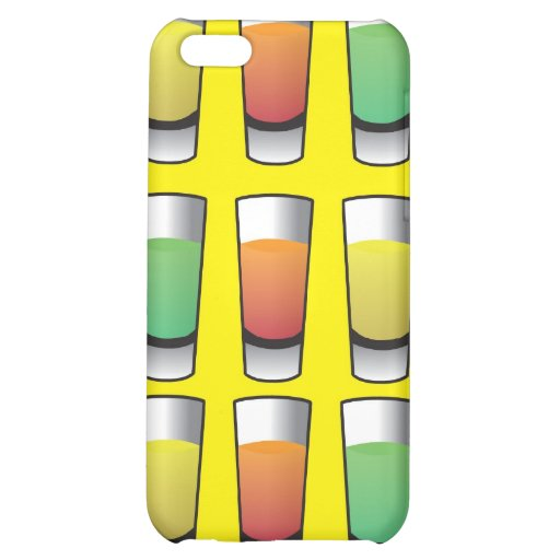 15 shooters of liquor iPhone 5C cover