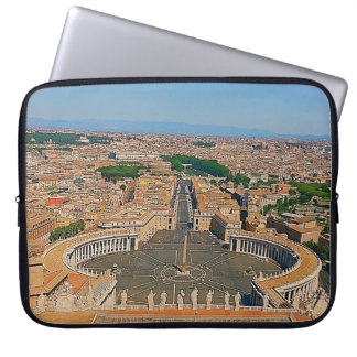 "15"" St. Peter's Square Laptop Sleeve"