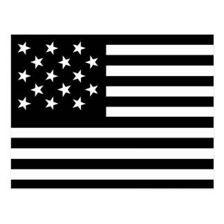 15 Star Us Flag Postcard